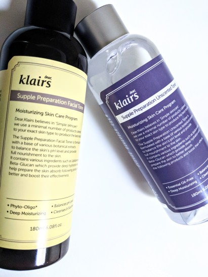 REVIEW & COMPARE: Klairs Supple Preparation Facial Toner – Scented ...