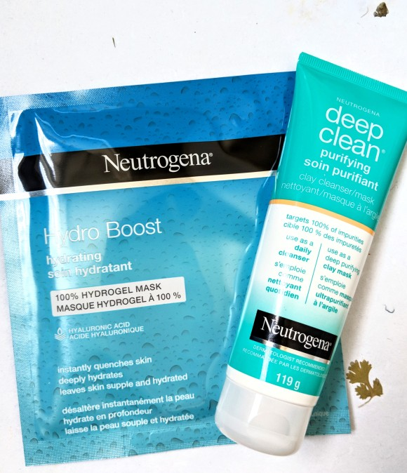 Deep Clean Purifying Clay Mask & Cleanser by Neutrogena #18