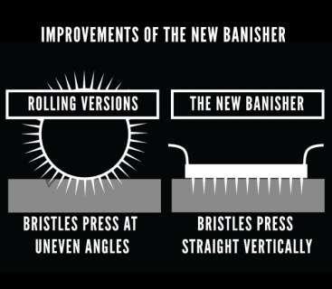 banisher-improvements