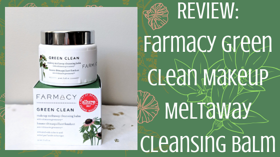 Green Clean Makeup Meltaway Cleansing Balm with Echinacea by farmacy #12