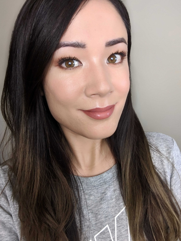 makeupfaves2018look
