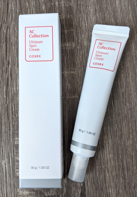 Ac Collection Ultimate Spot Cream by cosrx #3